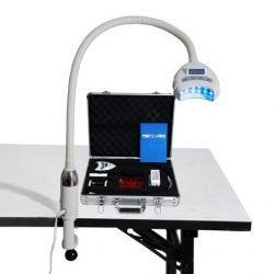 Bleeklamp EA-05T Ionitech Active Air tafelmodel voor het bleken van tanden incl koffer