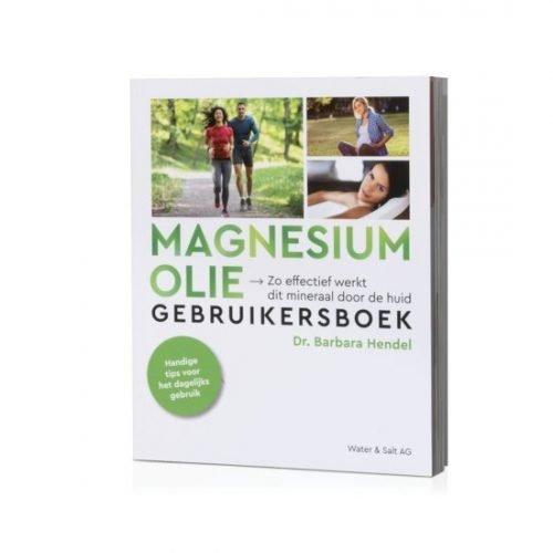 magnesium olie gebruikersboek door Dr. Barbara Hendel