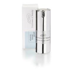 Verpakking en Dutchess of Beauty vitamin boost serum